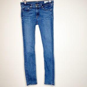 Rag & bone skinny Jeans 28